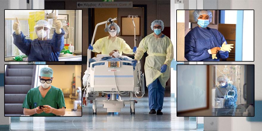 Devleşen sağlık emekçileri