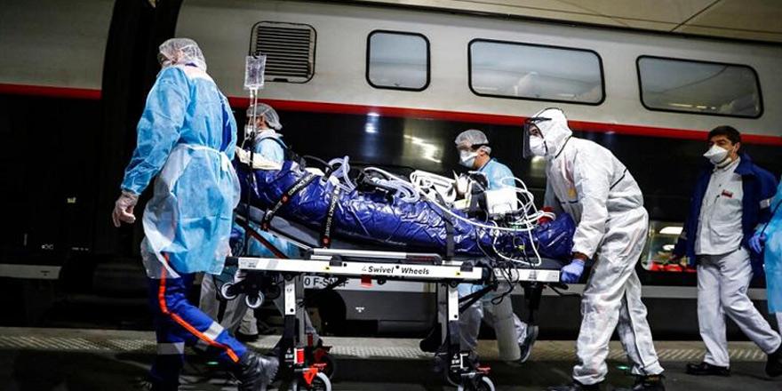 Corona virüs tedavisi gören 185 binden fazla kişi iyileşti