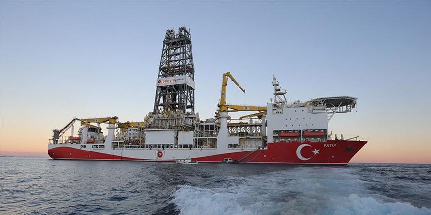Fatih Gemisi Karadeniz'e geçiyor