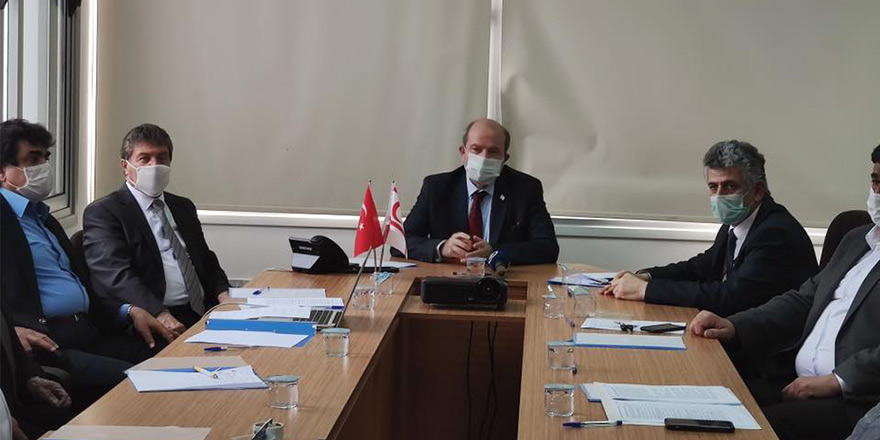 """Tatar: """"İnşaat sektörünü 4 Mayıs'tan sonra açmayı hedefliyoruz"""""""