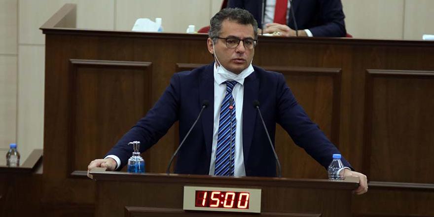 """""""Ercan'da ne uygulanacağı belli değil"""""""