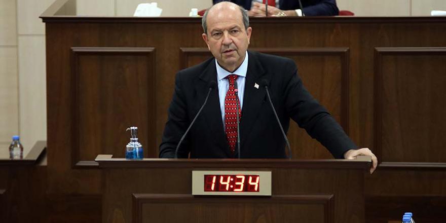 Başbakan Tatar isyan etti: Hazmedemiyorum!