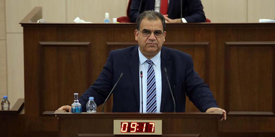 """Sucuoğlu: """"8 günde 49.405 destek başvurusu"""""""