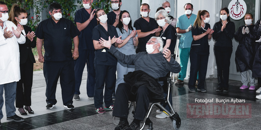 Son Covid -19 hastası taburcu oldu