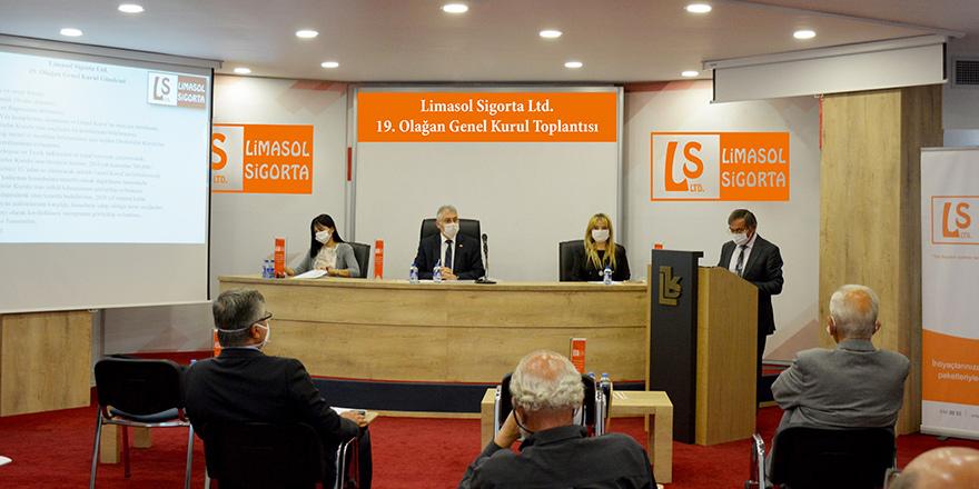 Limasol Sigorta Ltd. 19. Olağan Mali Genel Kurulunu yaptı