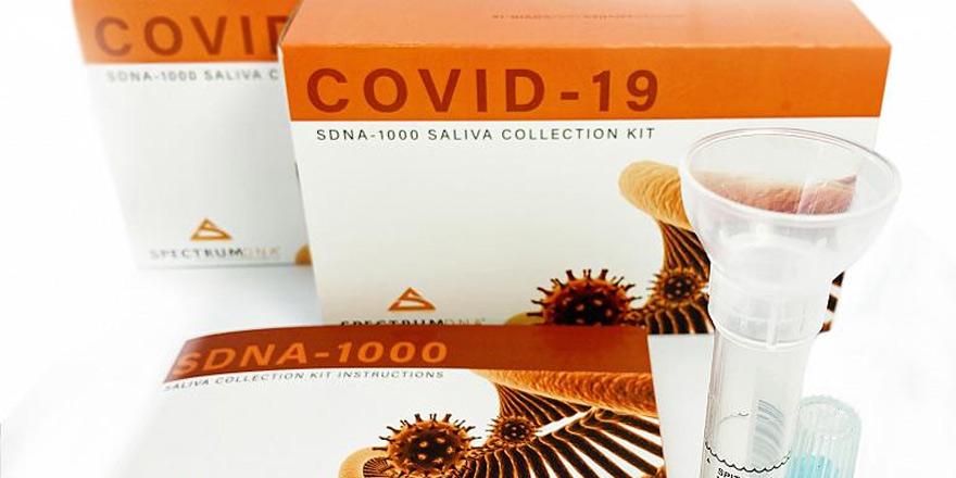 Evde yapılabilen Covid-19 testine onay