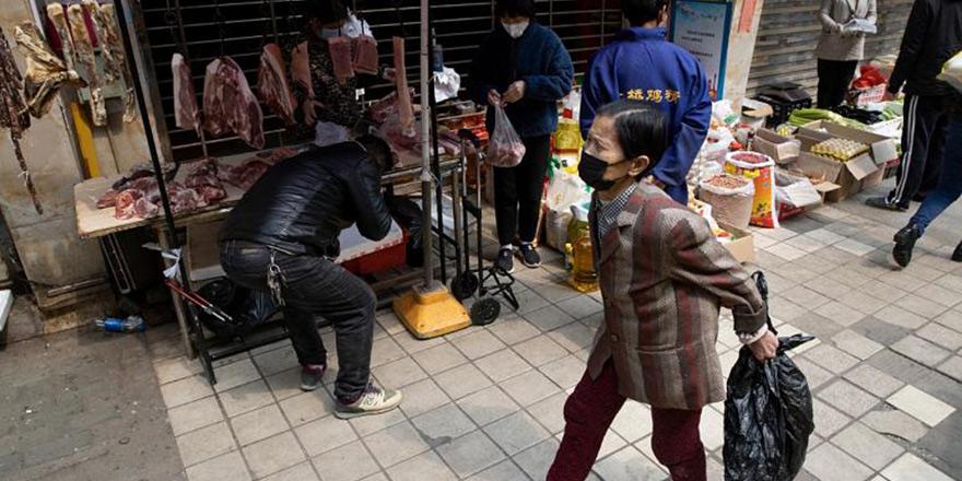 Çin'de vahşi hayvan yemek yasaklandı
