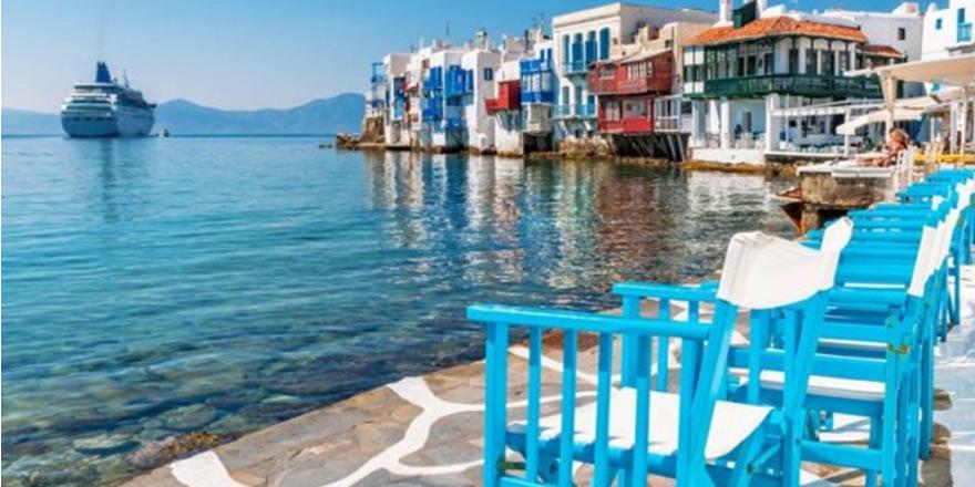 Yunanistan turizm sezonunu açıyor
