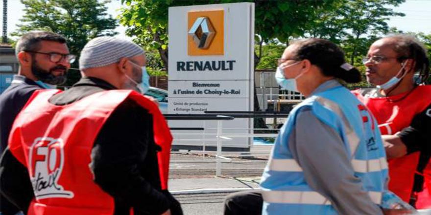 Renault dünya çapında 14 bin 600 kişiyi işten çıkarmayı planlıyor