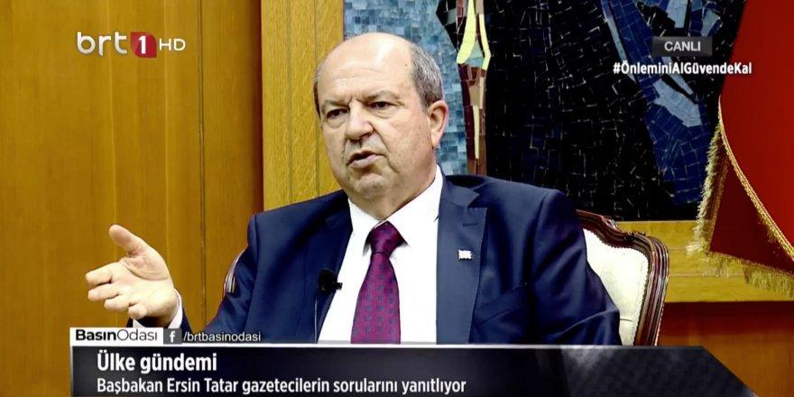 """Tatar: """"Fuat Oktay bey bu şekilde bir düzenlemeye gitti"""""""