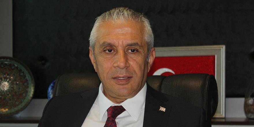 Hasan Taçoy da aday