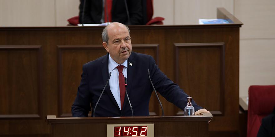 Tatar, cuma günü Meclis'te ant içecek