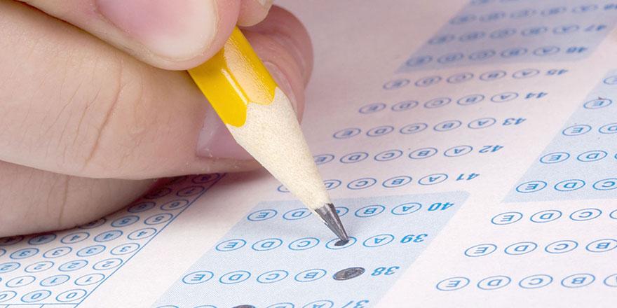 Kolej sınavında  'optik okuyucu' farkı