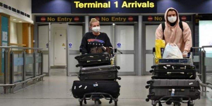 İngiltere açıkladı: Türkiye dahil 50'yi aşkın ülkeden gelen yolculara Coronavirüs karantinası yok