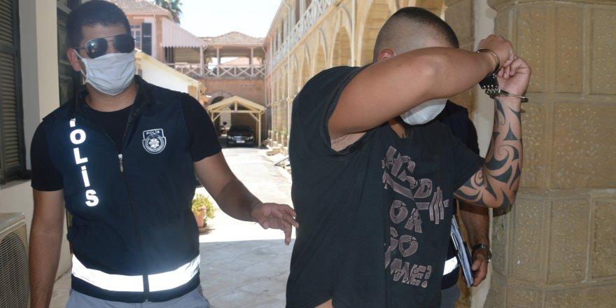 Bularak hırsızlık: Teminatla serbest