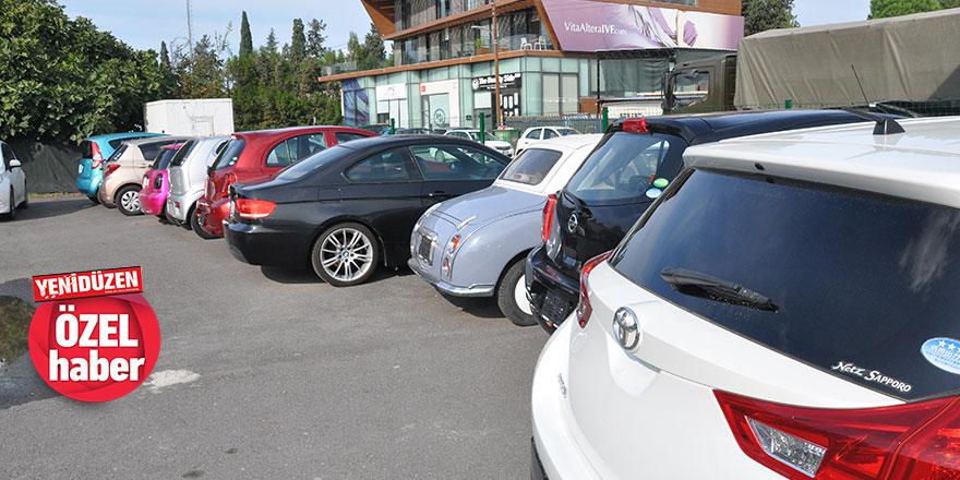 6 ayda 5 bin araç satıldı