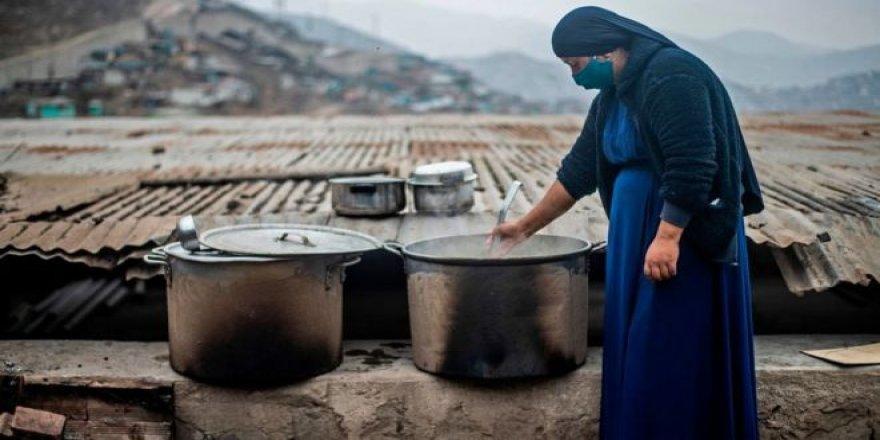 """BM Gıda ve Tarım Örgütü: """"Covid-19 nedeniyle 132 milyon kişi daha açlıkla karşı karşıya"""""""