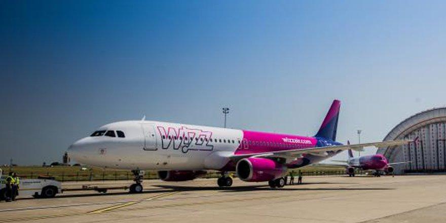 Wizz Air Abu Dhabi Larnaka'ya yeni rota açıldığını duyurdu
