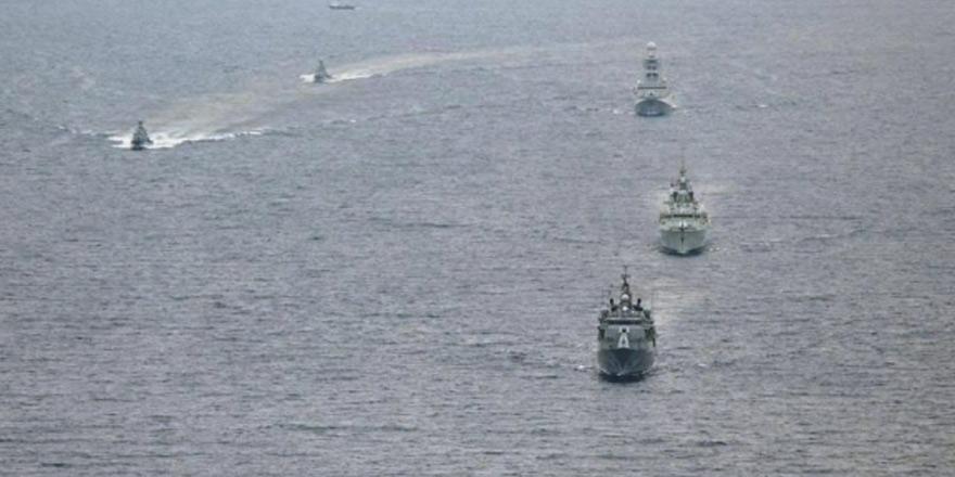 Yunan Deniz Kuvvetleri'nin yüzde 85'i Ege'de
