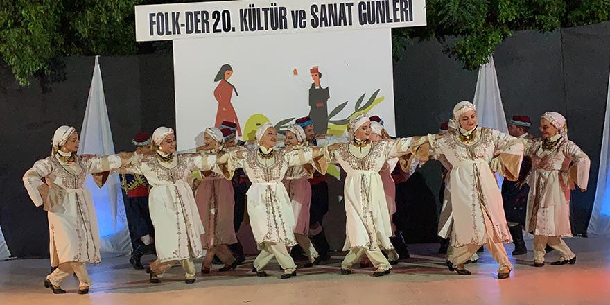 Kıbrıs kültürüyle dolu iki gece