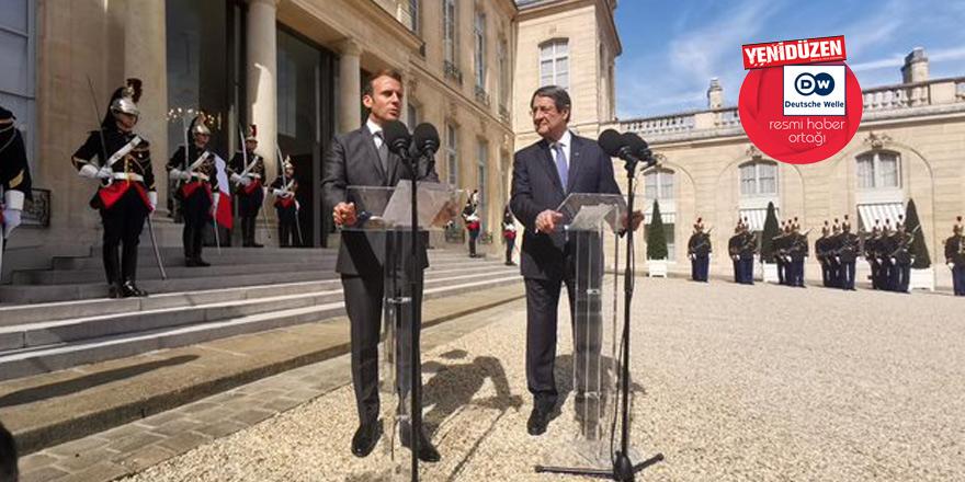 Fransa ve Kıbrıs Cumhuriyeti'nden Türkiye'ye yaptırım çağrısı