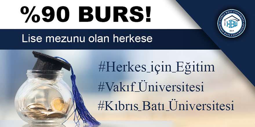 Kıbrıs Batı Üniversitesi YÖK'ten onay aldı