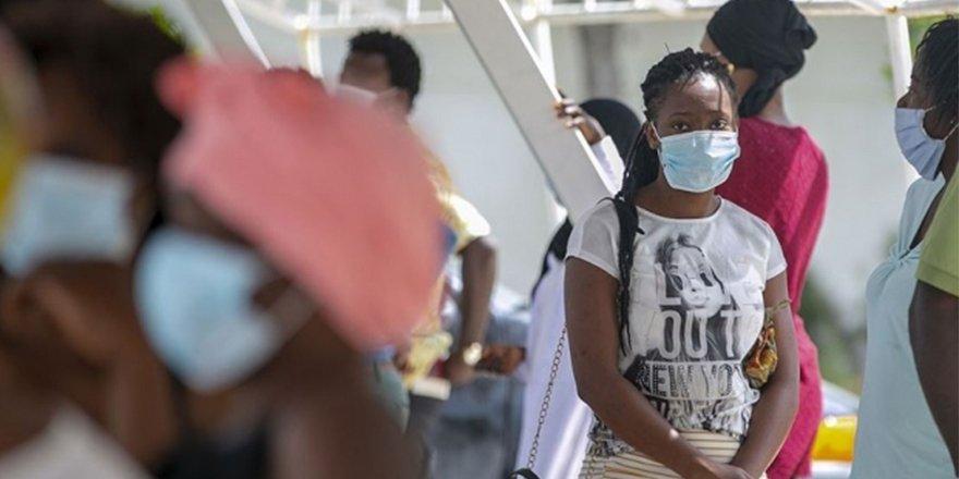 Afrika'da Coronavirüs kaynaklı can kaybı 20 bini aştı