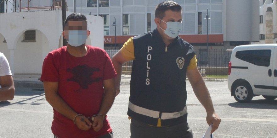 'Hem dövdü, hem tehdit etti', tutuklandı