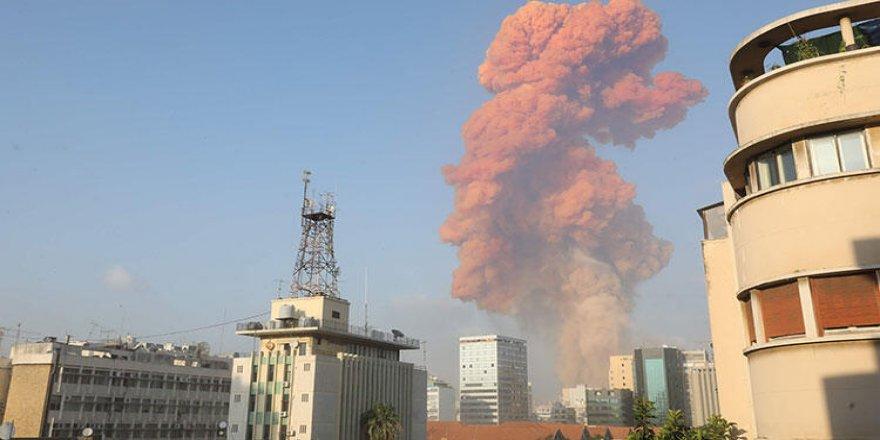 Zehirli dumanlar Kıbrıs'a ulaşmadı