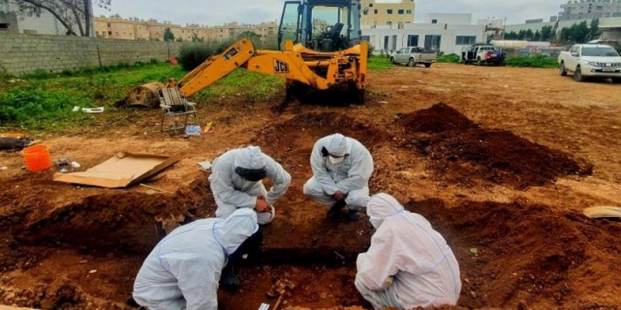 """""""Yılbaşından günümüze kazılarda on şahıstan geride kalanlar çıkarıldı"""""""