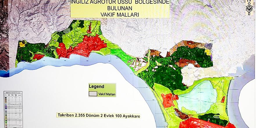 'Türk mal sahipleri korunacak'