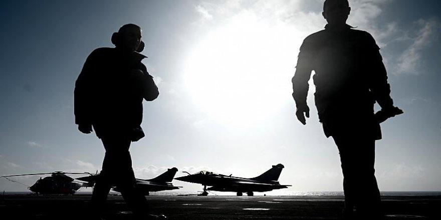 """""""Savaş uçağı gönderdi; Yunanistan ile ortak tatbikat yaptı"""""""