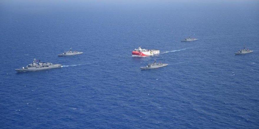 Reuters: Doğu Akdeniz'de 'kazaydı'