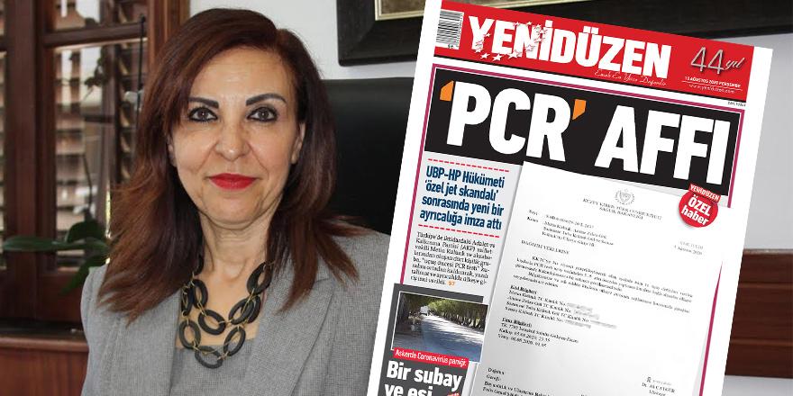 """""""Müsteşar imzasıyla işlem yapması hatalı"""""""