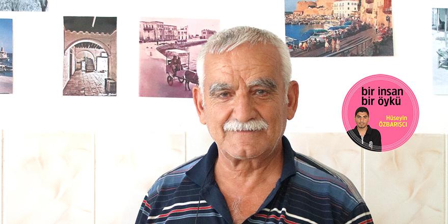 """Fırın Kebabı yapan Mustafa Güzoğlu:  """"Özveri isteyen bir iş"""""""