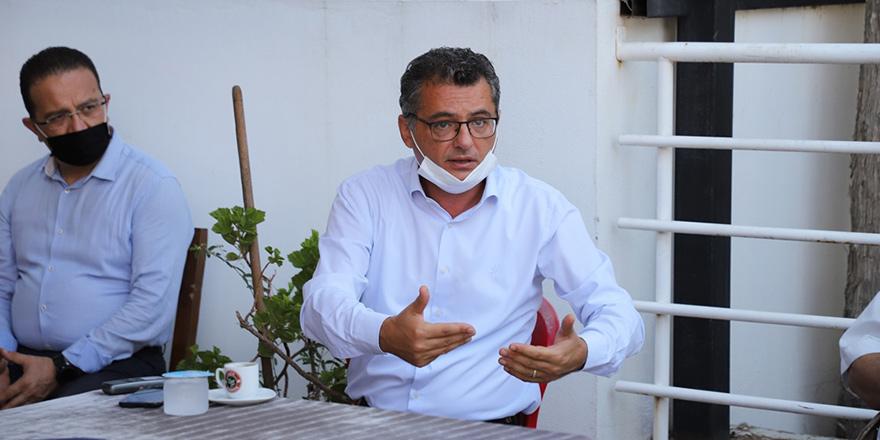 Erhürman: Maraş, BM ile istişare ederek açılır