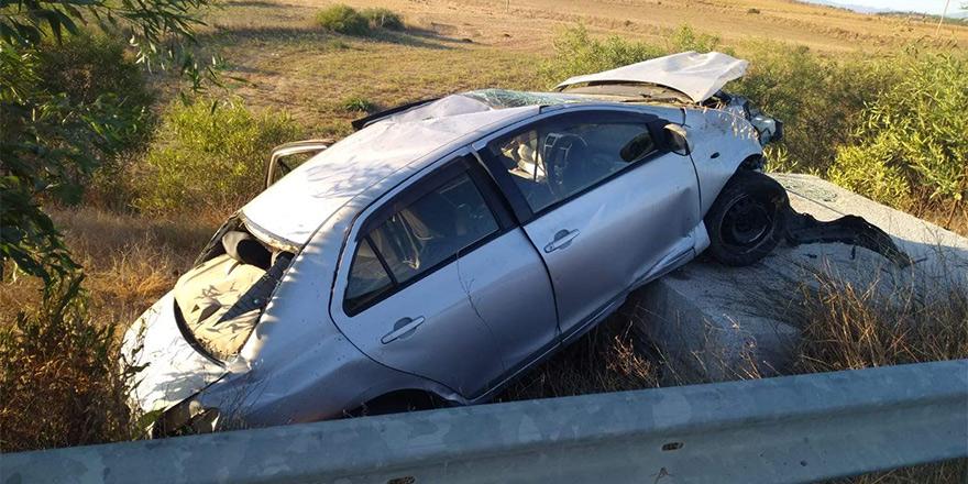 Bir haftada 52 trafik kazası,15 yaralı