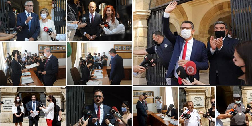 YSK, adayları resmen ilan etti... 11 Aday yarışacak