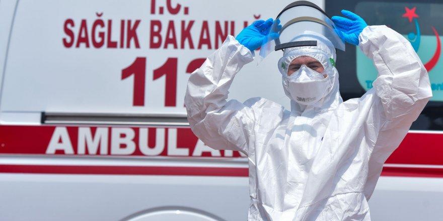 Türkiye'de Coronavirüs: 74 kişi daha hayatını kaybetti, 1721 yeni tanı kondu