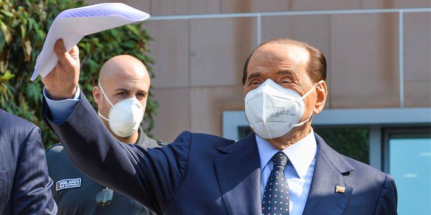 """Berlusconi: """"Hayatımın en tehlikeli sınavıydı"""""""