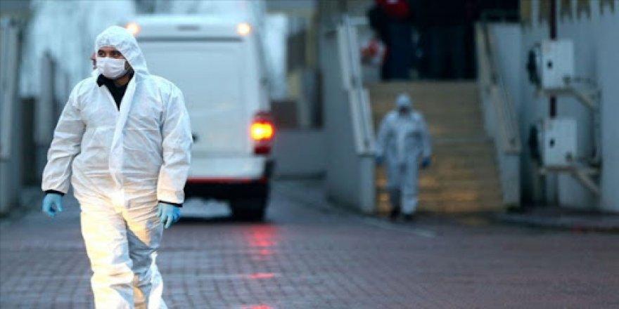Türkiye'de Coronavirüs nedeniyle 63 kişi daha hayatını kaybetti, 1771 yeni tanı kondu