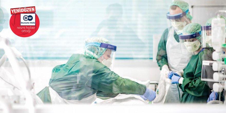 Almanya'da hemşire ve hasta bakıcılara corona ikramiyesi