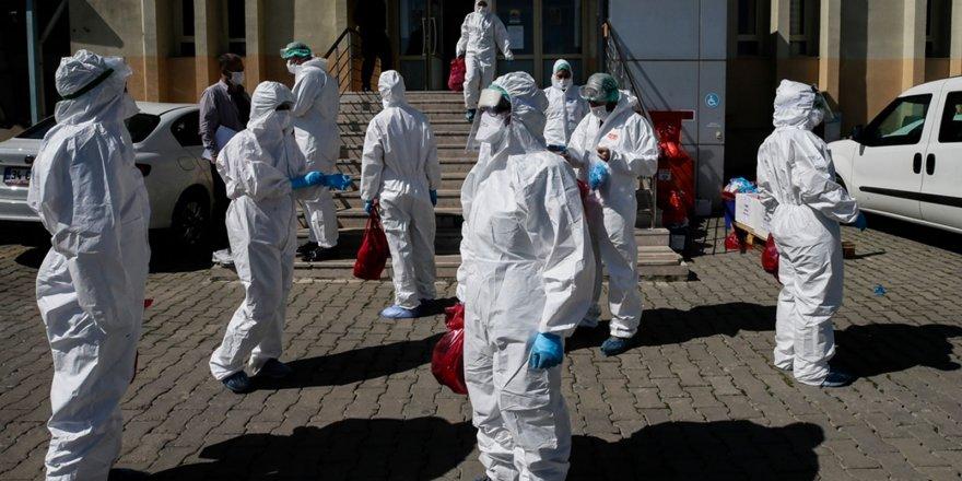 Türkiye'de Coronavirüs: 62 kişi daha hayatını kaybetti, 1771 yeni tanı kondu