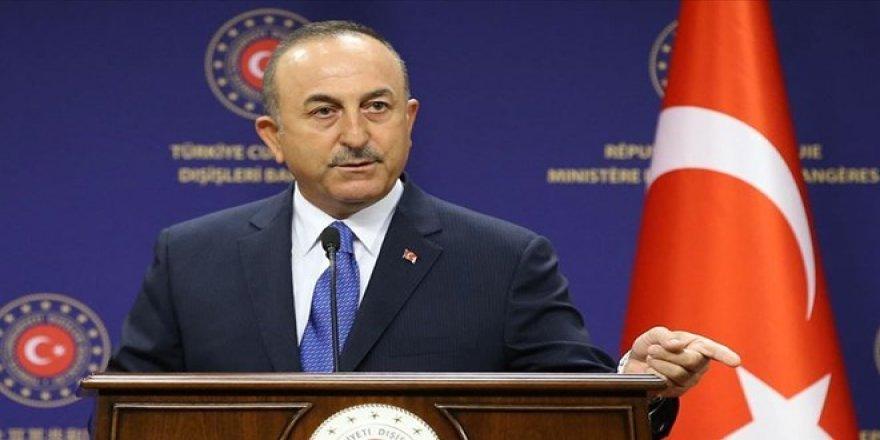 """""""Kıbrıs müzakerelerine kaldığımız yerden başlayamayız"""""""