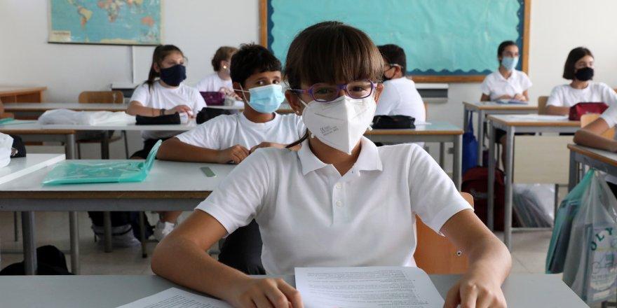 Güneyde maske ve sıcak hava öğrencilerde problem yaratıyor