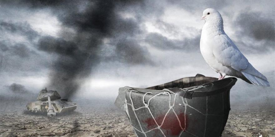 """""""Ebedi Barış"""": Ütopyayı Hakikatle Buluşturmak.."""