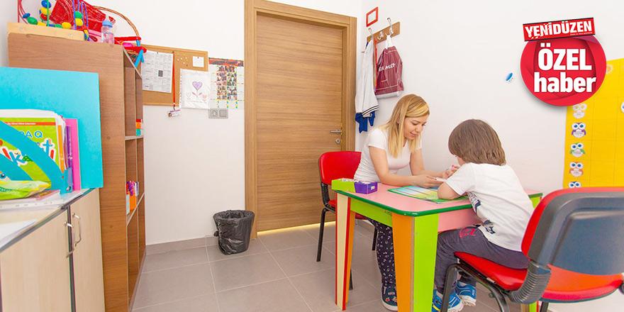 'Özel çocuklar'ın eğitim kaygısı…