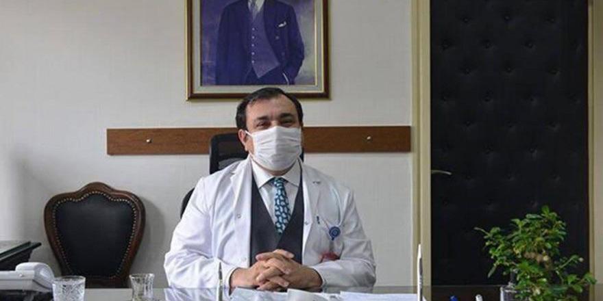 Türkiye'de bilim kurulu üyesi salgına yakalandı