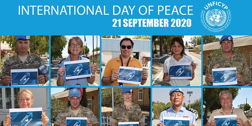 BM: Barış için birlikte çalışmalıyız