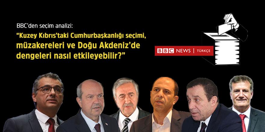 """""""Kuzey Kıbrıs'taki Cumhurbaşkanlığı seçimi, müzakereleri ve Doğu Akdeniz'de dengeleri nasıl etkileyebilir?"""""""